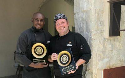 Chef Claudio wants more
