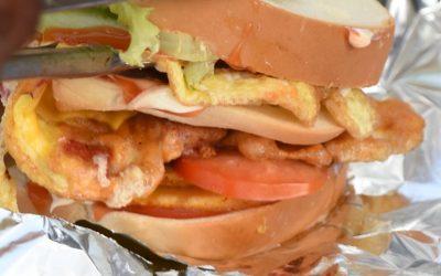 MoBay Egg Sandwich!