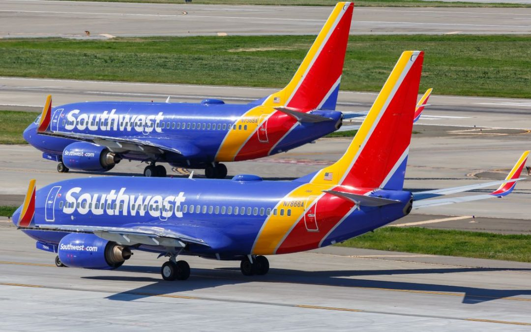 Southwest Airlines sees increased demand for Jamaica